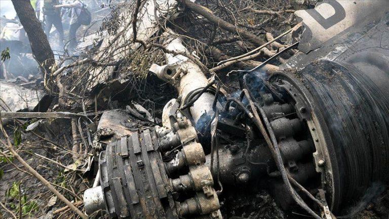 Pakistan: Passenger aircraft crashes in Karachi