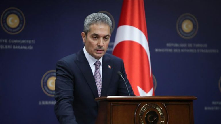 Greece cannot unilaterally redraw shared border: Turkey