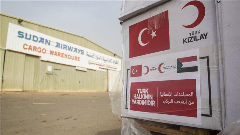 Turkish medical aid arrives in Sudan amid COVID-19