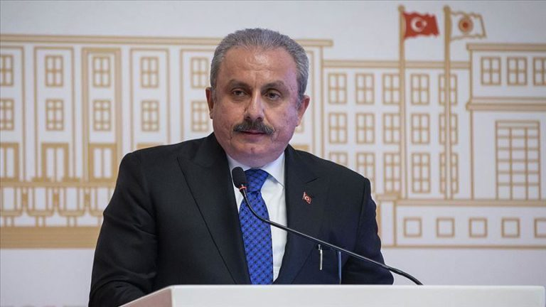 Turkey: Parliament speaker nominated for 2nd term