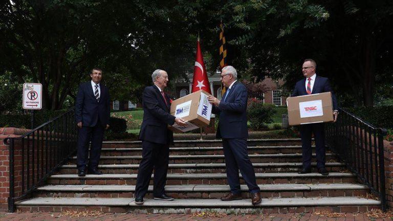US Congress hails Turkey's coronavirus aid to Maryland