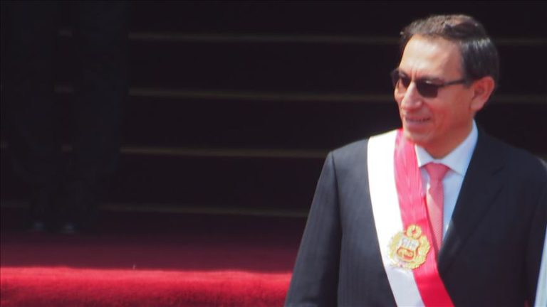 Congress rejects motion to impeach Peruvian president