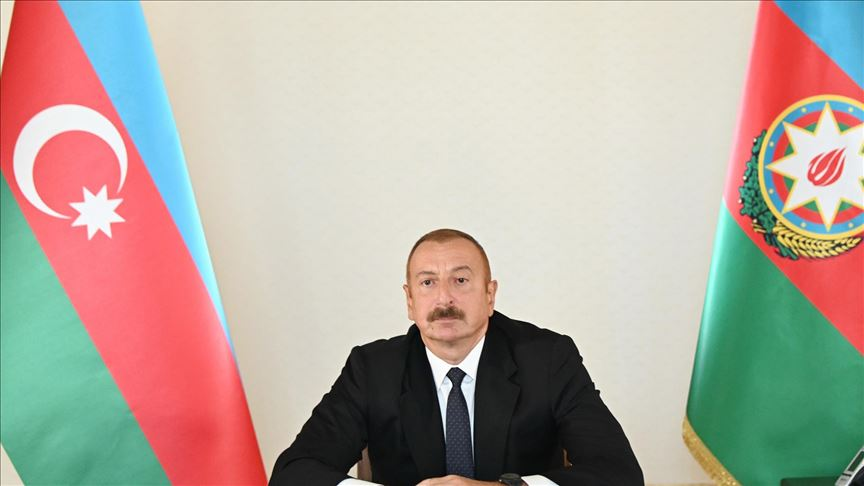 Azerbaijani President hails liberation of Jabrayil ...