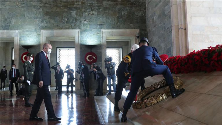 Turkey commemorates 97th anniversary of Republic Day