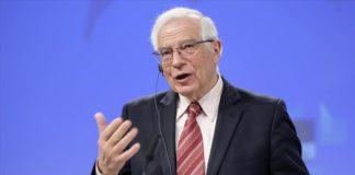 Vice-President of the European Commission, Josep Borrell