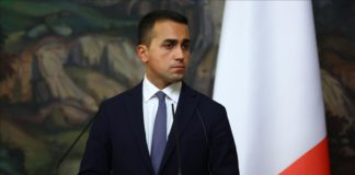 Italian Foreign Minister, Luigi Di Maio