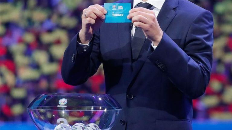 Turkey to face Italy, Switzerland, Wales in EURO 2020