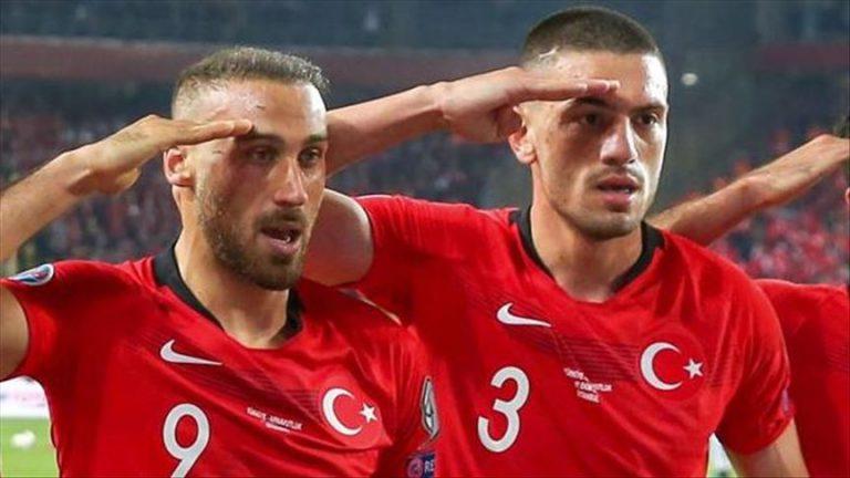 Turkish defender makes team of EURO 2020 qualifying