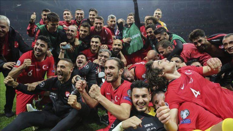 Football: Turkey draw Iceland 0-0, bag EURO 2020 ticket