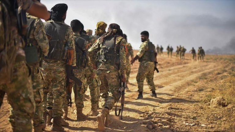 137 SNA martyred fighting YPG in Syria anti-terror op