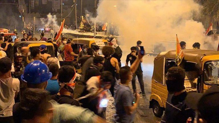 No solution in sight for Iraq unrest